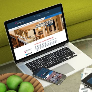 Stairlifts of Pittsburgh Website Design
